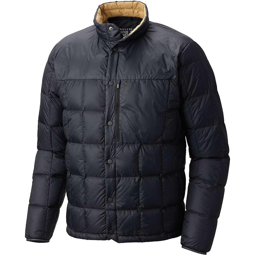 マウンテンハードウェア Mountain Hardwear メンズ ダウン・中綿ジャケット アウター【packdown jacket】Black