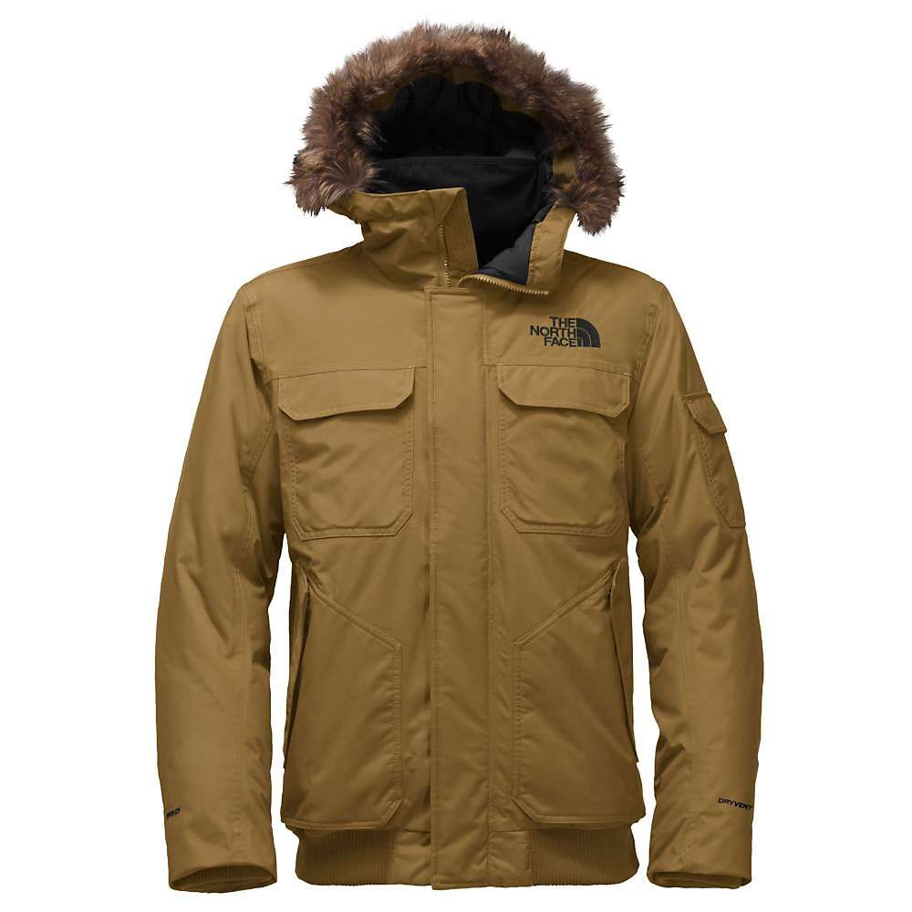 ザ ノースフェイス The North Face メンズ ダウン・中綿ジャケット アウター【gotham jacket iii】British Khaki