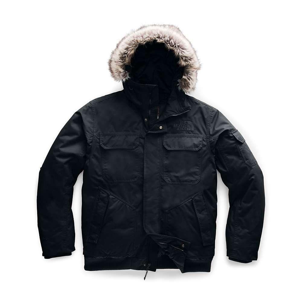 ザ ノースフェイス The North Face メンズ ダウン・中綿ジャケット アウター【gotham jacket iii】TNF Black/TNF Black