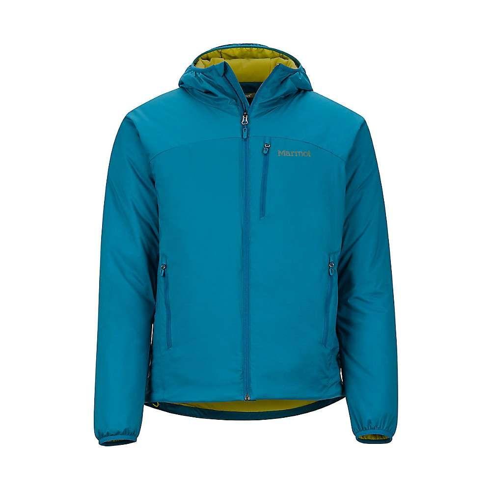 マーモット Marmot メンズ ジャケット アウター【novus hoody】Moroccan Blue