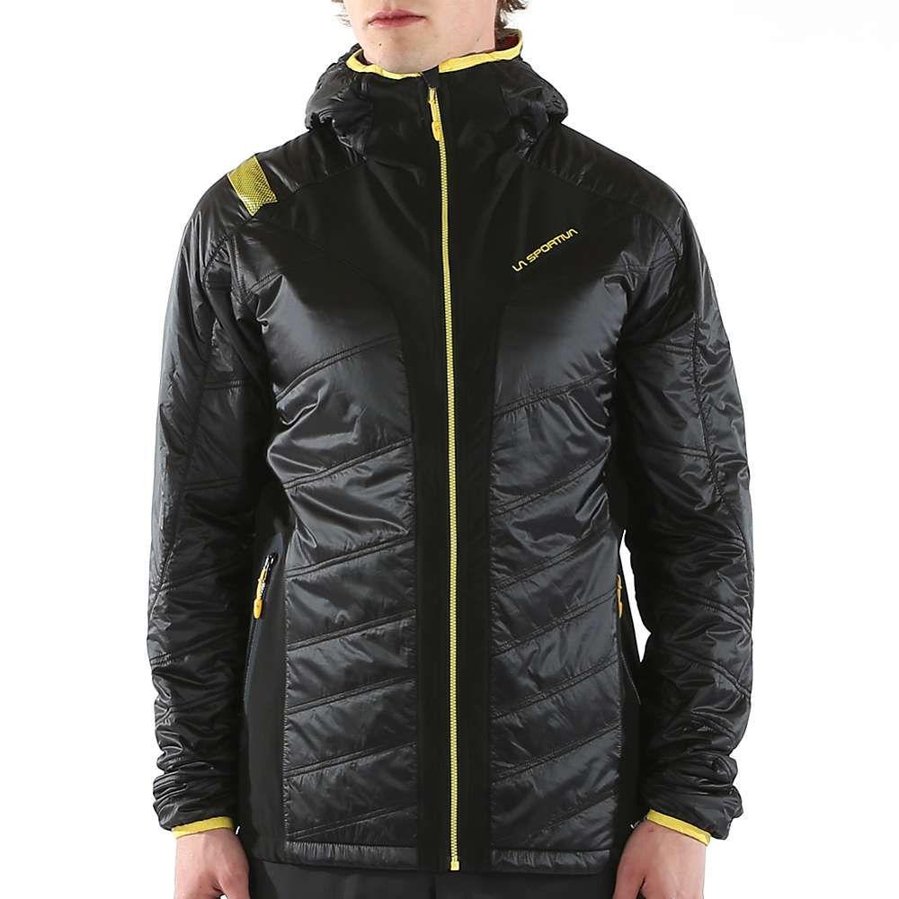 ラスポルティバ La Sportiva メンズ ジャケット アウター【hyperspace jacket】Black