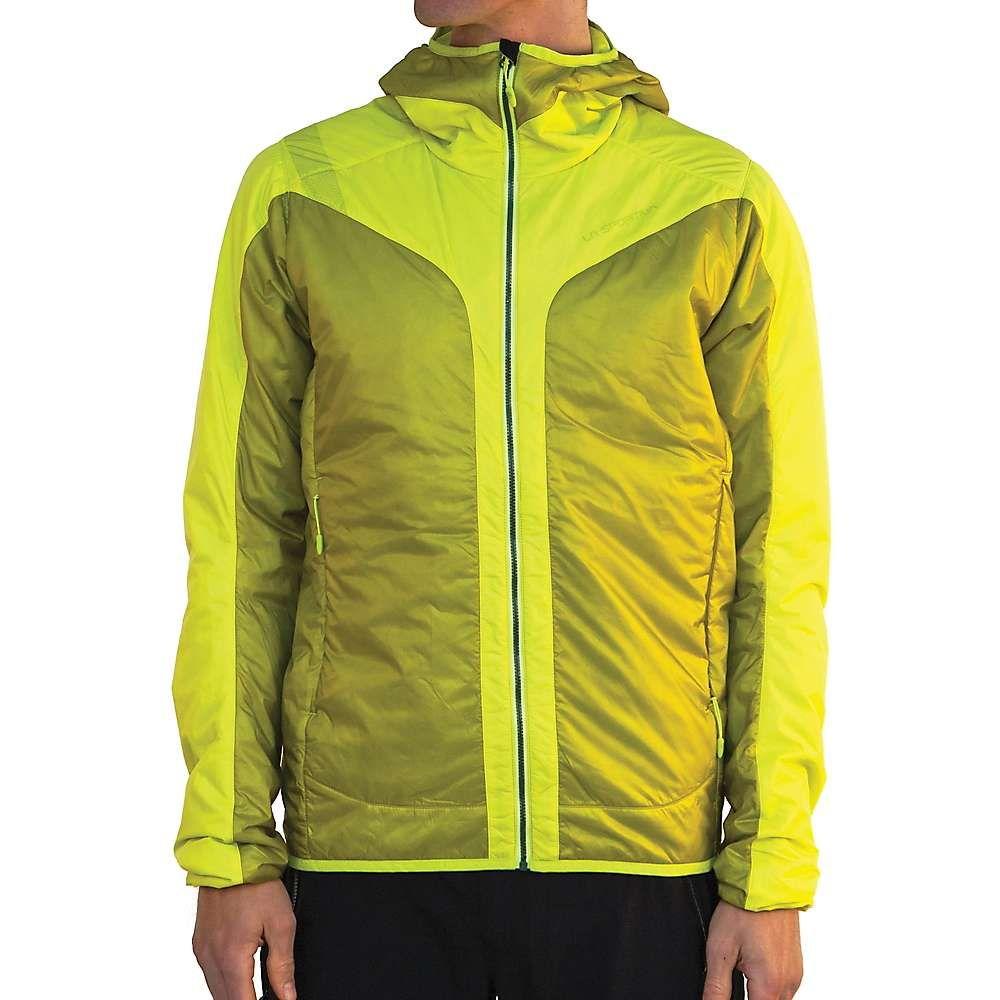 ラスポルティバ La Sportiva メンズ ジャケット アウター【roseg primaloft jacket】Citronelle/Sulphur