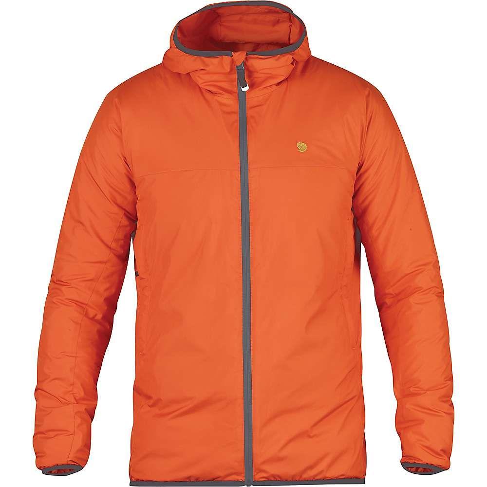 フェールラーベン Fjallraven メンズ ジャケット アウター【bergtagen lite insulation jacket】Hokkaido Orange