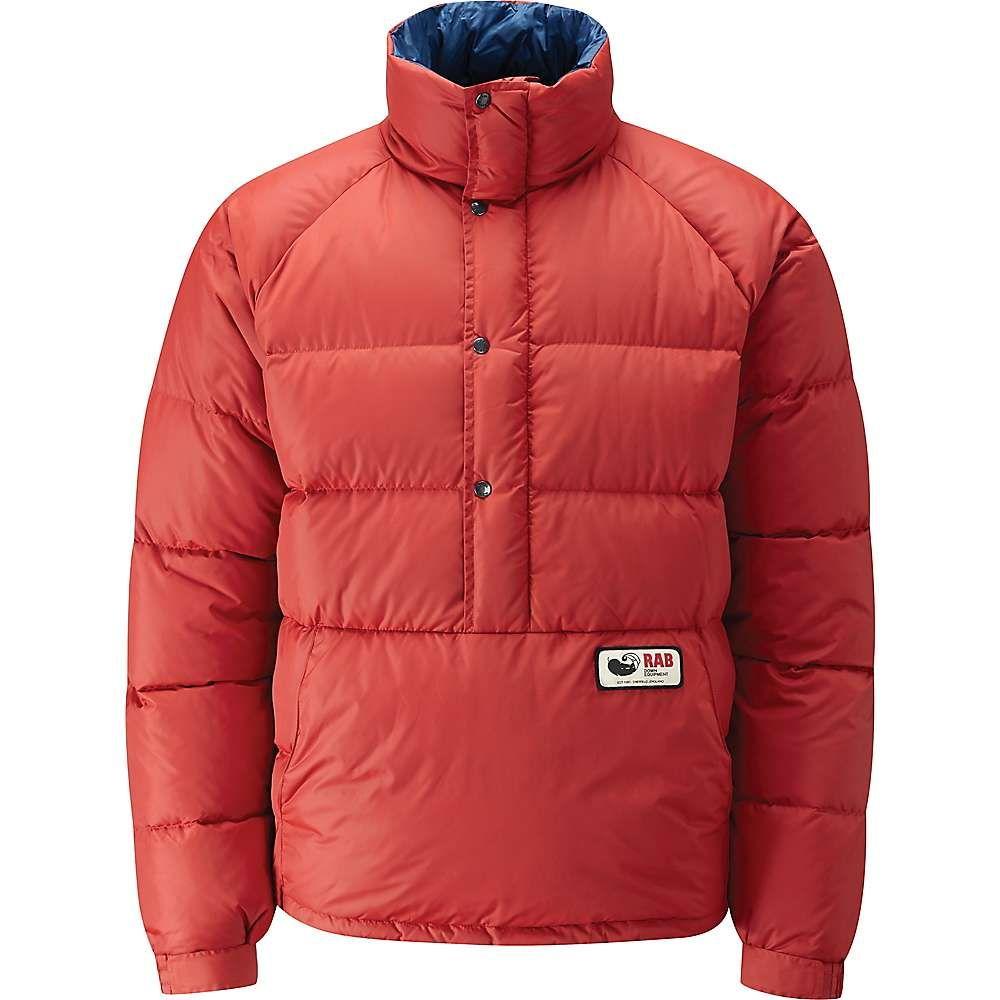 ラブ Rab メンズ ダウン・中綿ジャケット アウター【kinder smock jacket】Rust