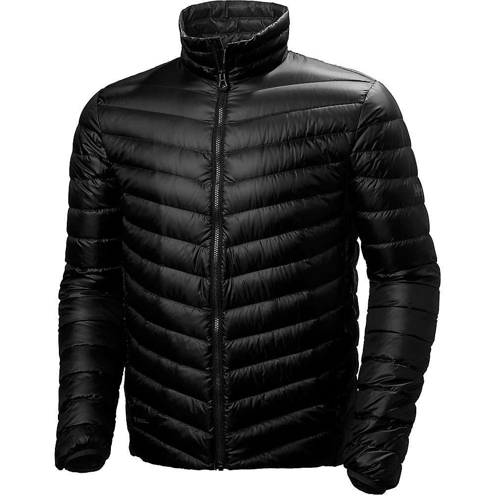 ヘリーハンセン Helly Hansen メンズ ダウン・中綿ジャケット アウター【verglas down insulator jacket】Black