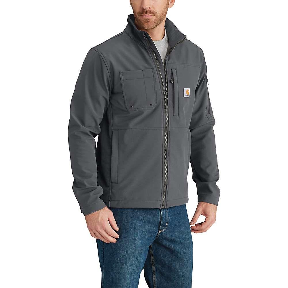 カーハート Carhartt メンズ レインコート アウター【rough cut jacket】Charcoal
