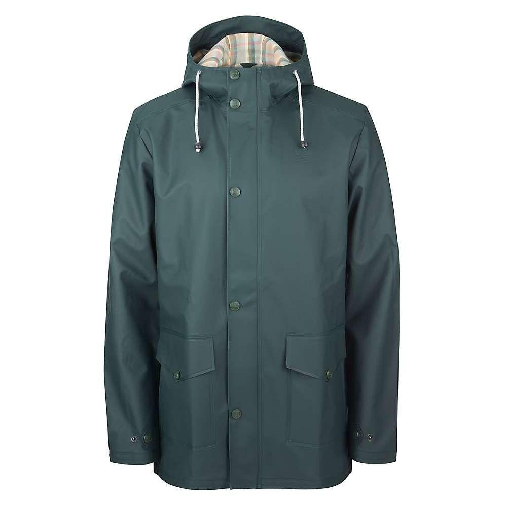 66ノース 66North メンズ レインコート アウター【arnarholl rain jacket】Bottle Green