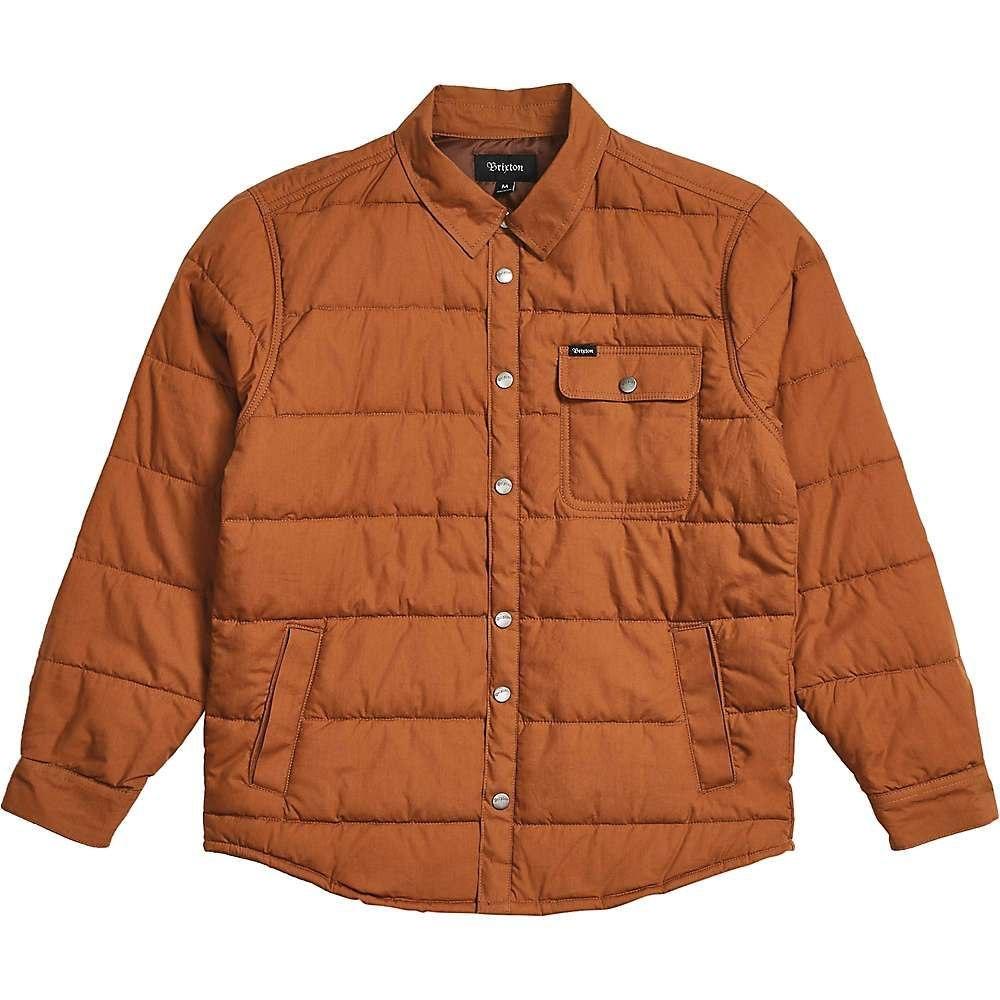 ブリクストン Brixton メンズ ジャケット アウター【cass jacket】Bison