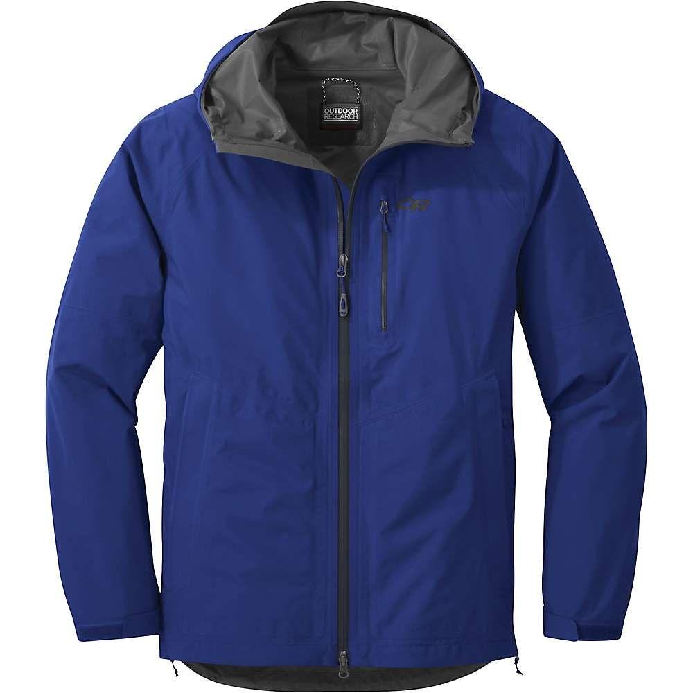 アウトドアリサーチ Outdoor Research メンズ レインコート アウター【foray jacket】Sapphire