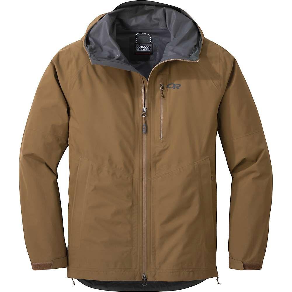 アウトドアリサーチ Outdoor Research メンズ レインコート アウター【foray jacket】Coyote