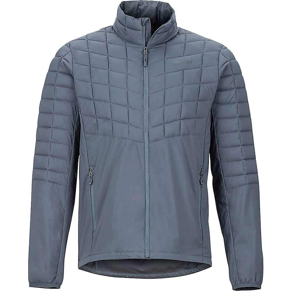 マーモット Marmot メンズ ジャケット アウター【featherless hybrid jacket】Steel Onyx