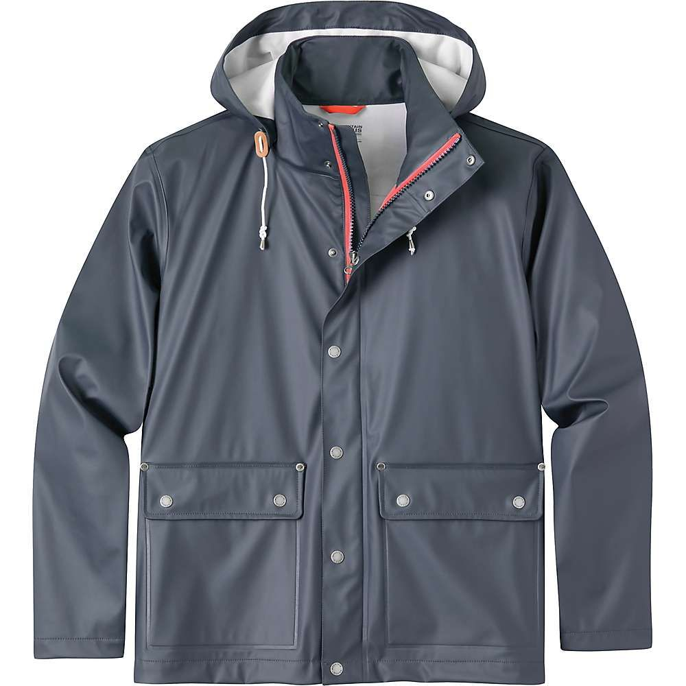 マウンテンカーキス Mountain Khakis メンズ レインコート アウター【rainmaker jacket】Navy