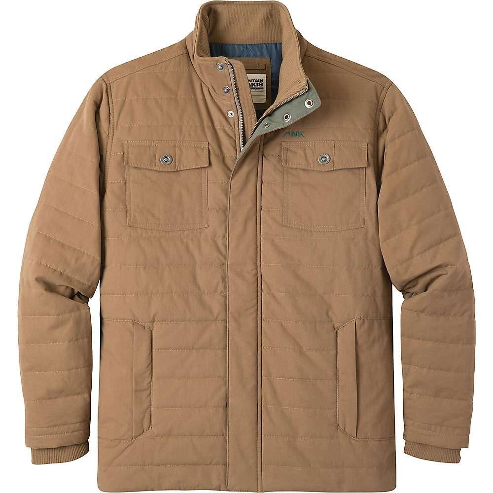 マウンテンカーキス Mountain Khakis メンズ ジャケット アウター【swagger jacket】Tobacco