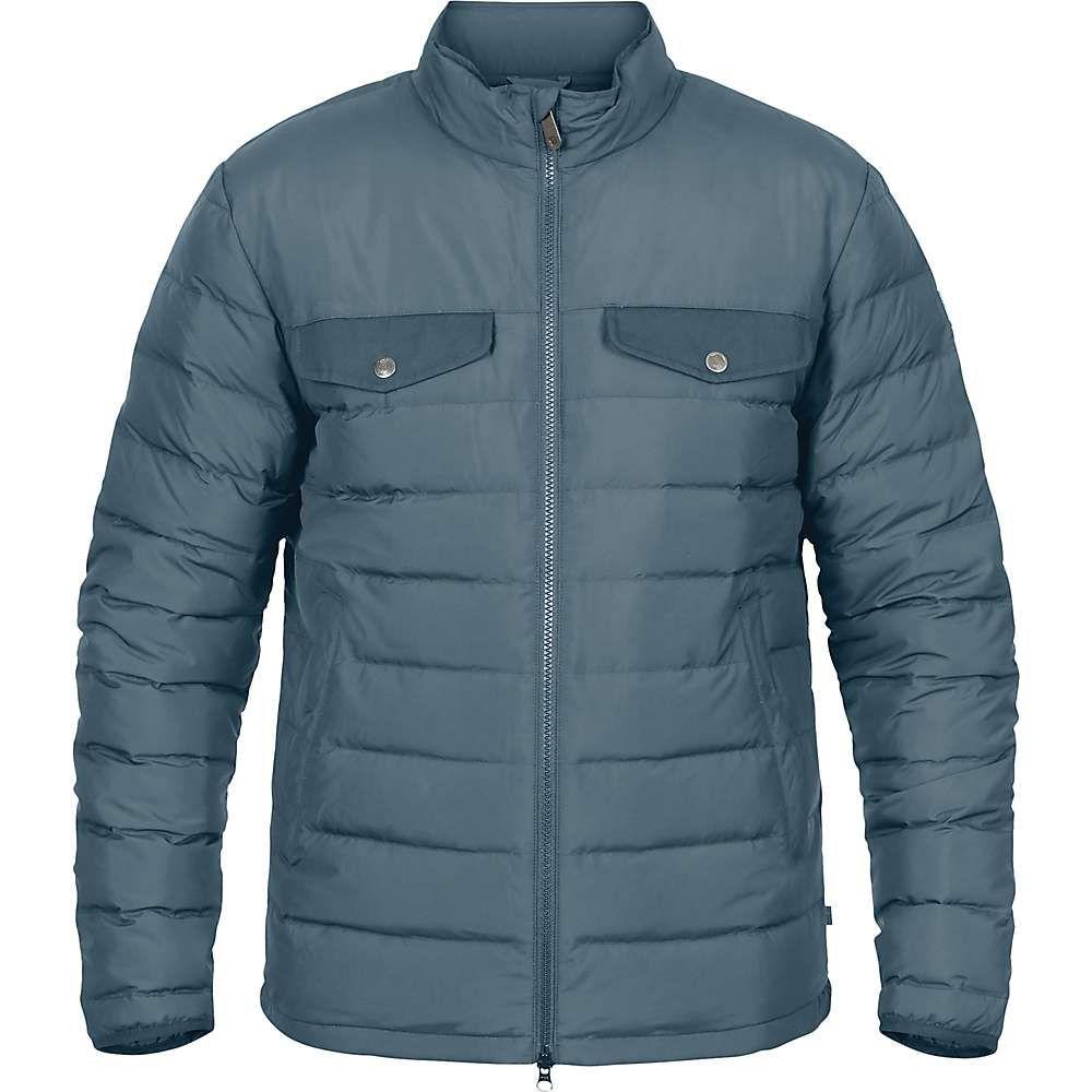 フェールラーベン Fjallraven メンズ ダウン・中綿ジャケット アウター【greenland down liner jacket】Dusk