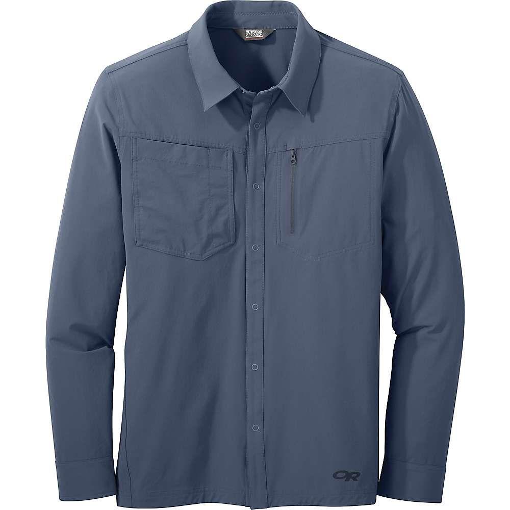 アウトドアリサーチ Outdoor Research メンズ ジャケット シャツジャケット アウター【ferrosi shirt jacket】Steel Blue