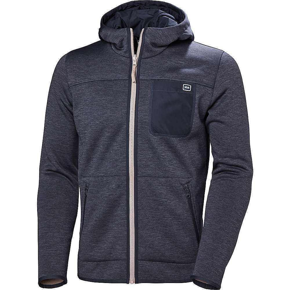 ヘリーハンセン Helly Hansen メンズ ジャケット アウター【verket reversible pile jacket】ALUMINUM