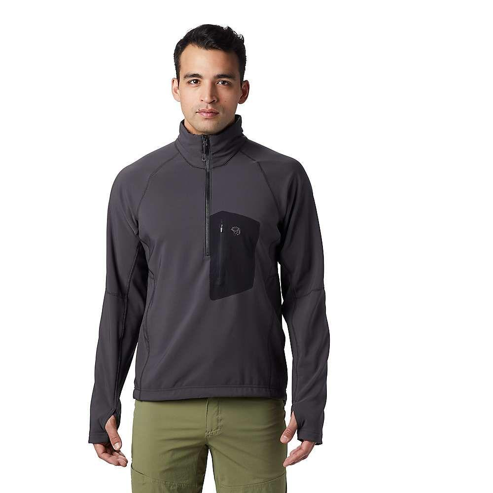 マウンテンハードウェア Mountain Hardwear メンズ ジャケット アウター【keele pullover】Void
