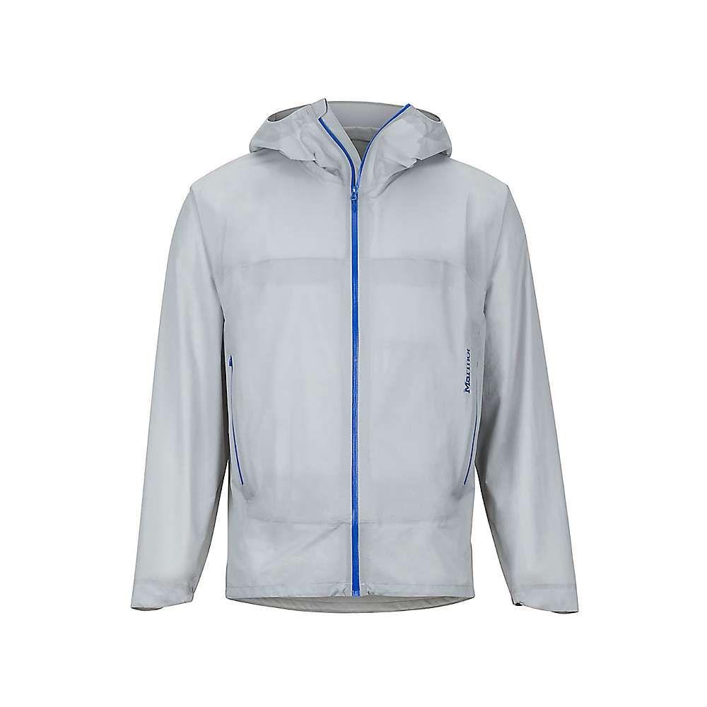 マーモット Marmot メンズ レインコート アウター【bantamweight jacket】Grey Storm