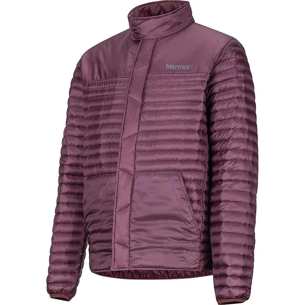 マーモット Marmot メンズ ダウン・中綿ジャケット アウター【hyperlight down jacket】Burgundy