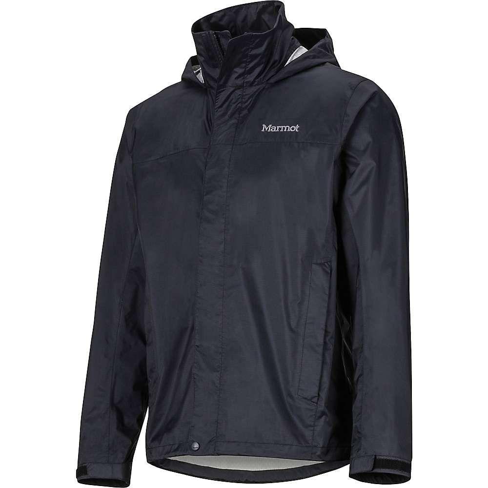 マーモット Marmot メンズ レインコート アウター【precip eco jacket】Black