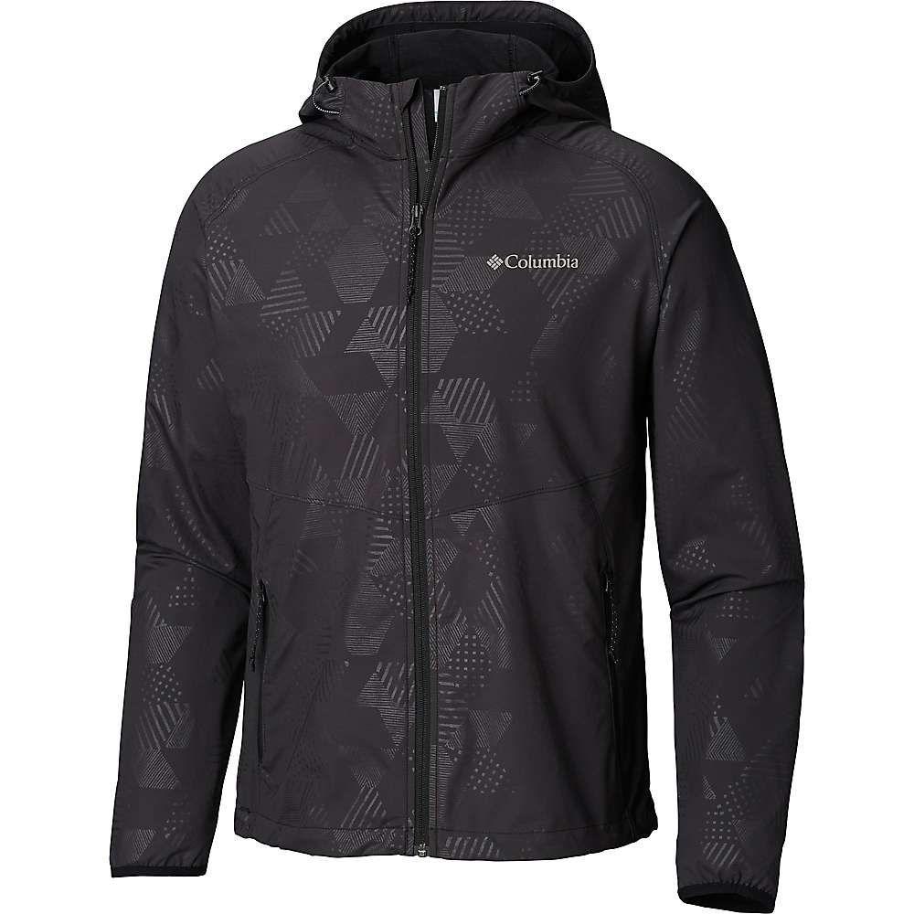 コロンビア Columbia メンズ ジャケット アウター【panther creek jacket】Black Diamond Emboss