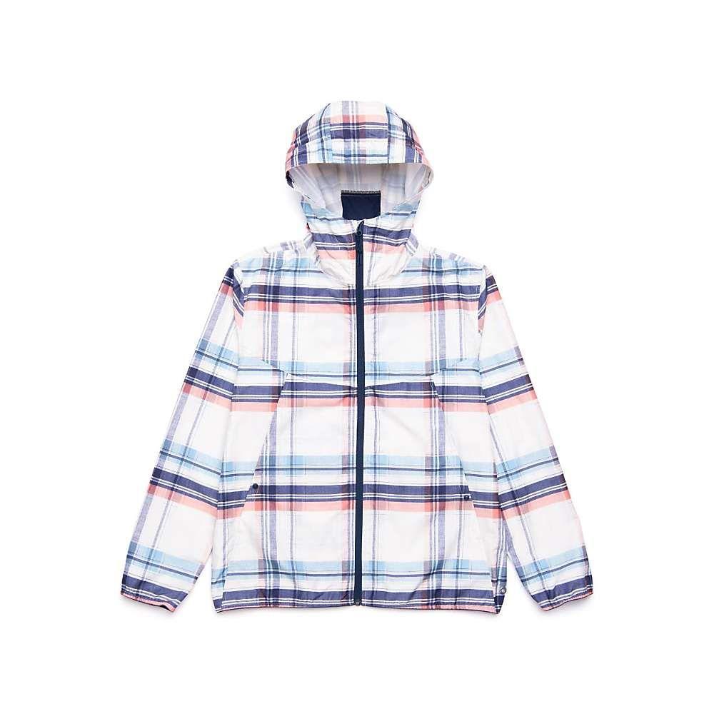 ハーシェル サプライ Herschel Supply Co メンズ ジャケット ウィンドブレーカー アウター【voyage wind jacket】Peacoat/Sleeve Print