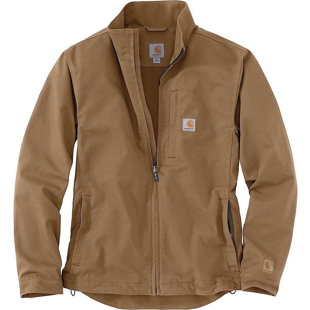 カーハート Carhartt メンズ ジャケット アウター【quick duck cryder foreman jacket】Yukon