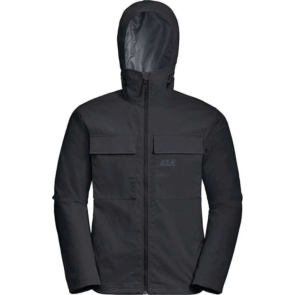 ジャックウルフスキン Jack Wolfskin メンズ ジャケット アウター【summer storm jacket】Phantom