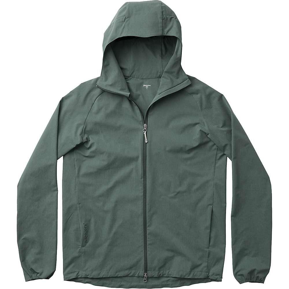 フーディニ Houdini メンズ ジャケット アウター【daybreak jacket】Deeper Green