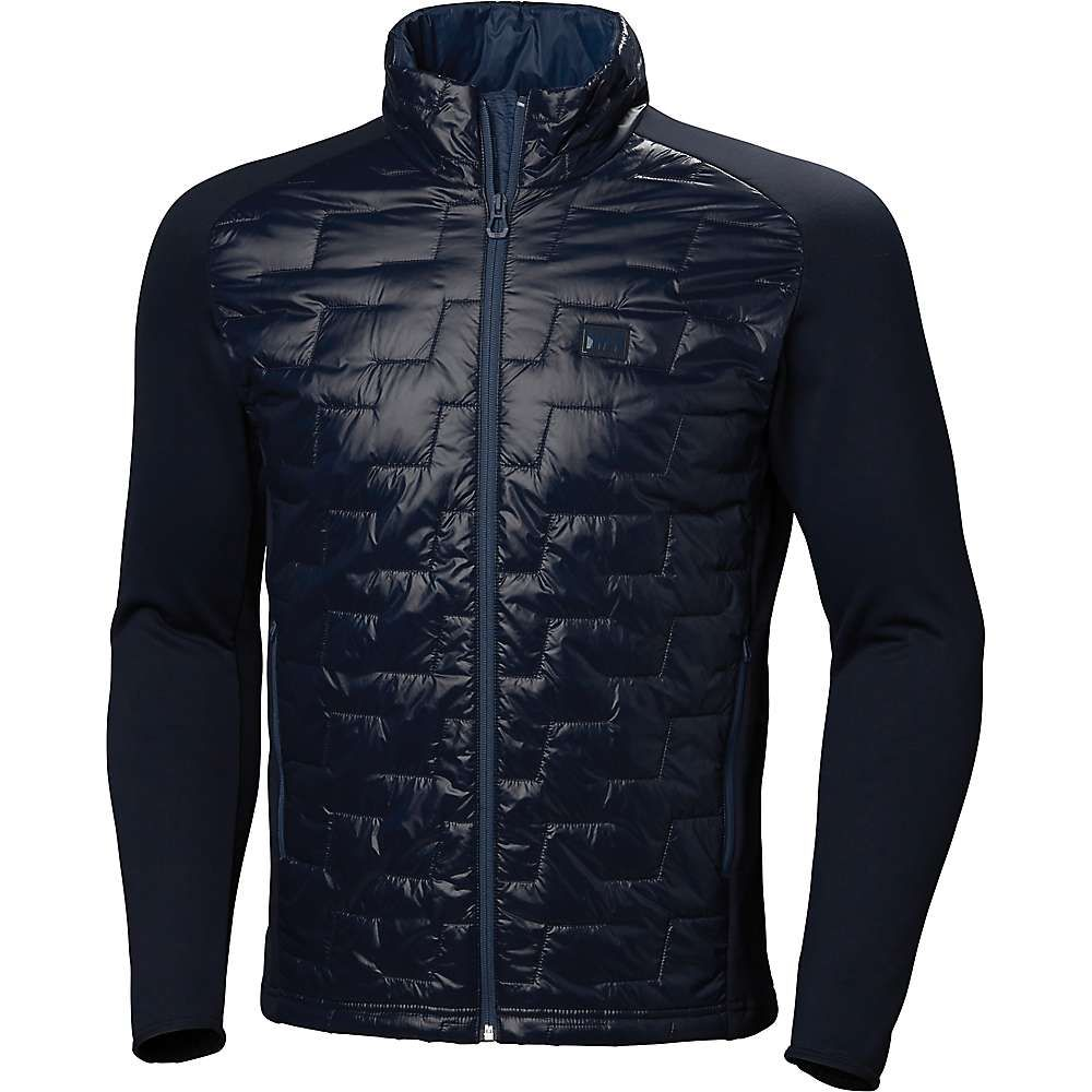 ヘリーハンセン Helly Hansen メンズ ジャケット アウター【lifaloft hybrid insulator jacket】Navy
