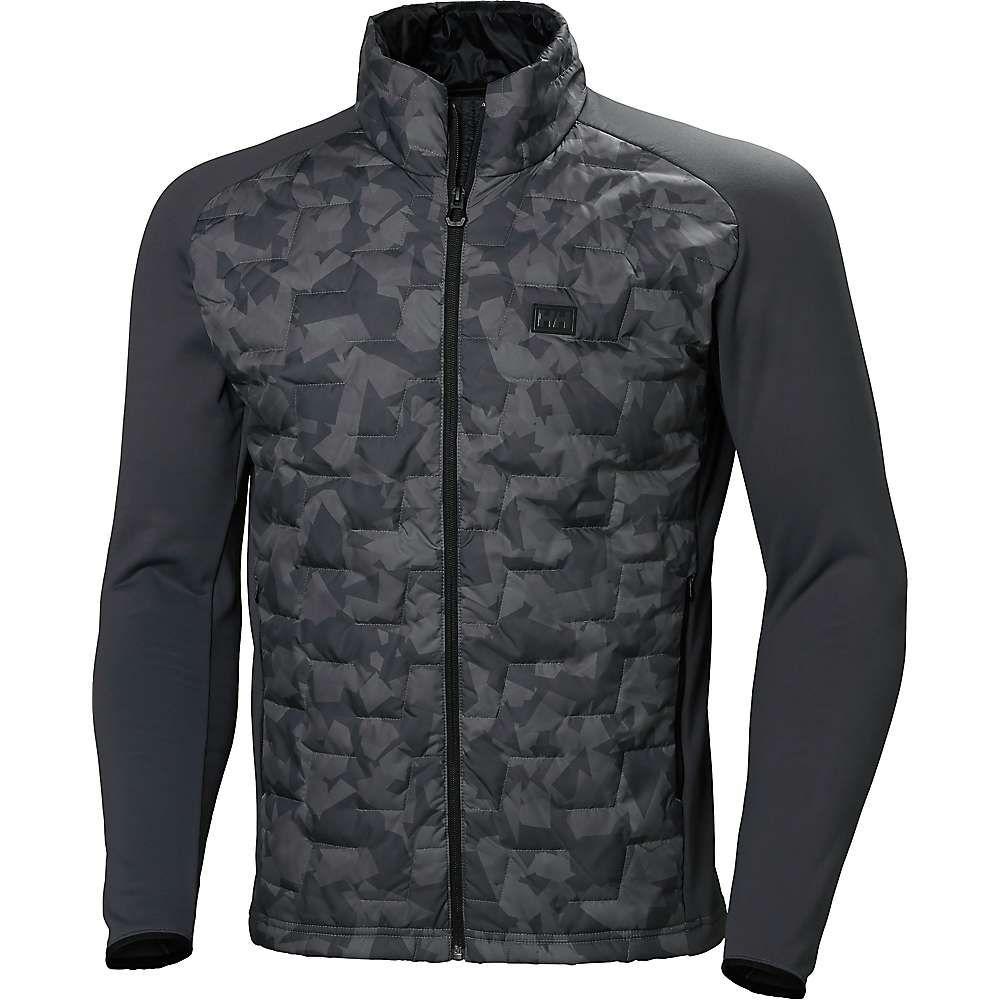 ヘリーハンセン Helly Hansen メンズ ジャケット アウター【lifaloft hybrid insulator jacket】Charcoal Camo