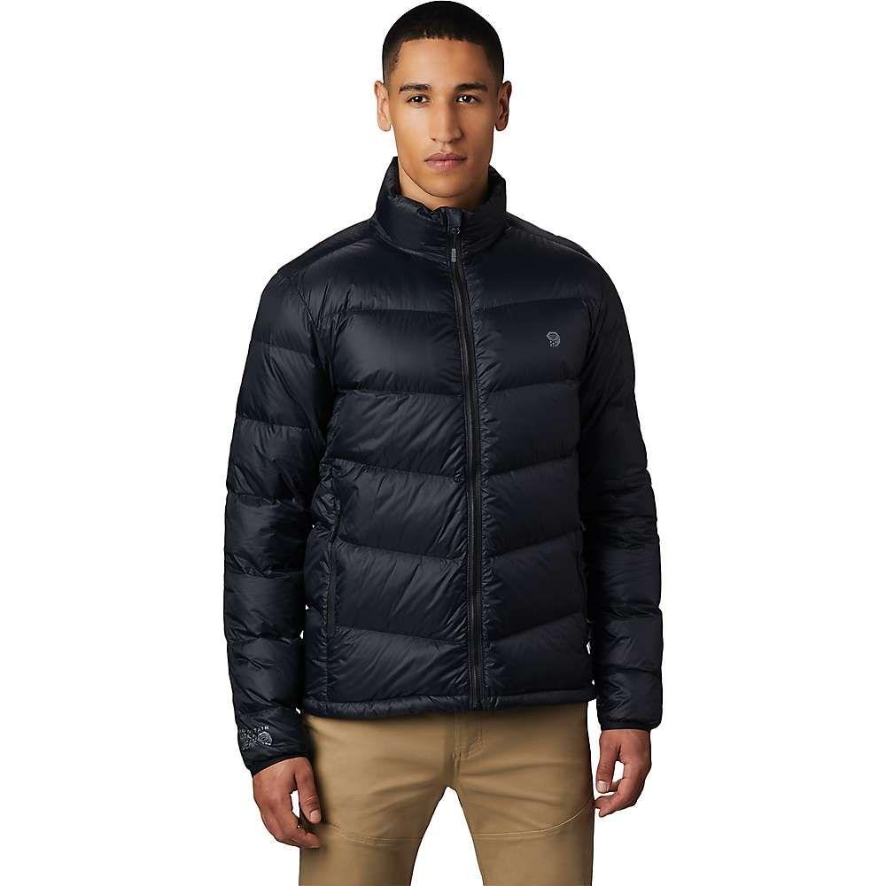 マウンテンハードウェア Mountain Hardwear メンズ ダウン・中綿ジャケット アウター【mt. eyak down jacket】Black