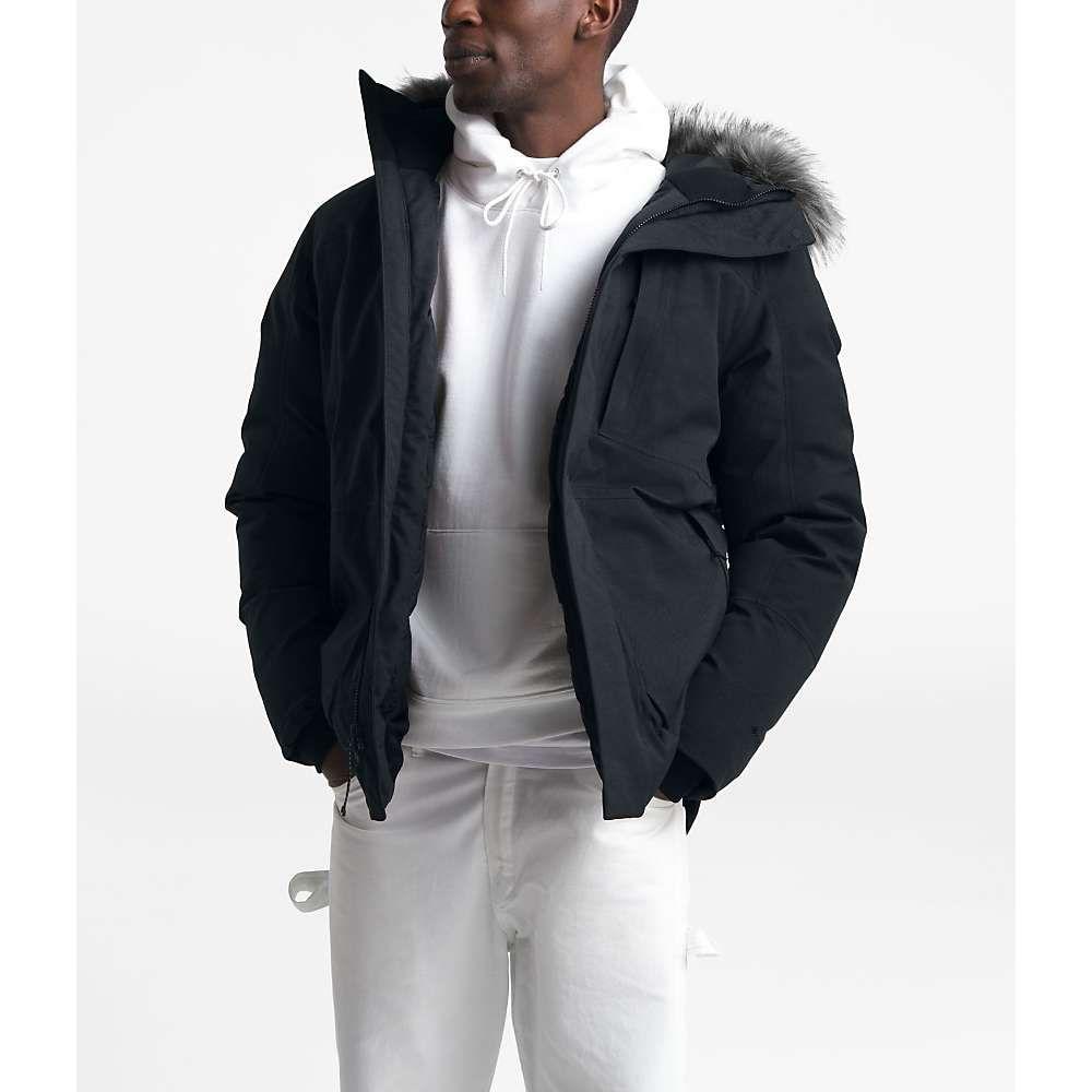 ザ ノースフェイス The North Face メンズ ダウン・中綿ジャケット アウター【defdown gtx ii jacket】TNF Black