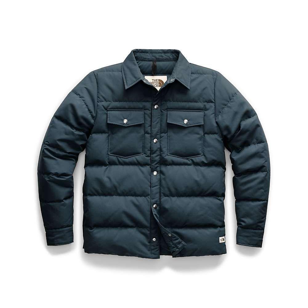 ザ ノースフェイス The North Face メンズ ダウン・中綿ジャケット アウター【down sierra snap jacket】Urban Navy
