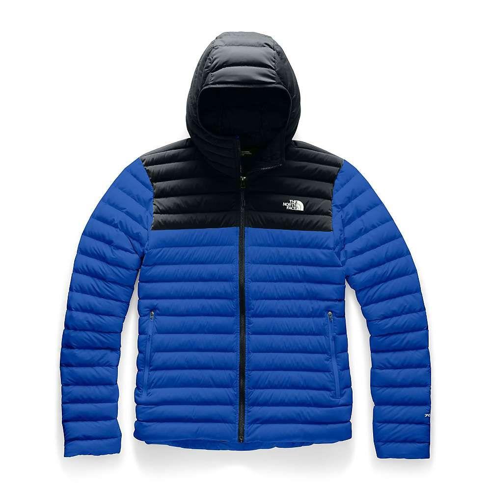 ザ ノースフェイス The North Face メンズ ダウン・中綿ジャケット アウター【stretch down hoodie】TNF Blue
