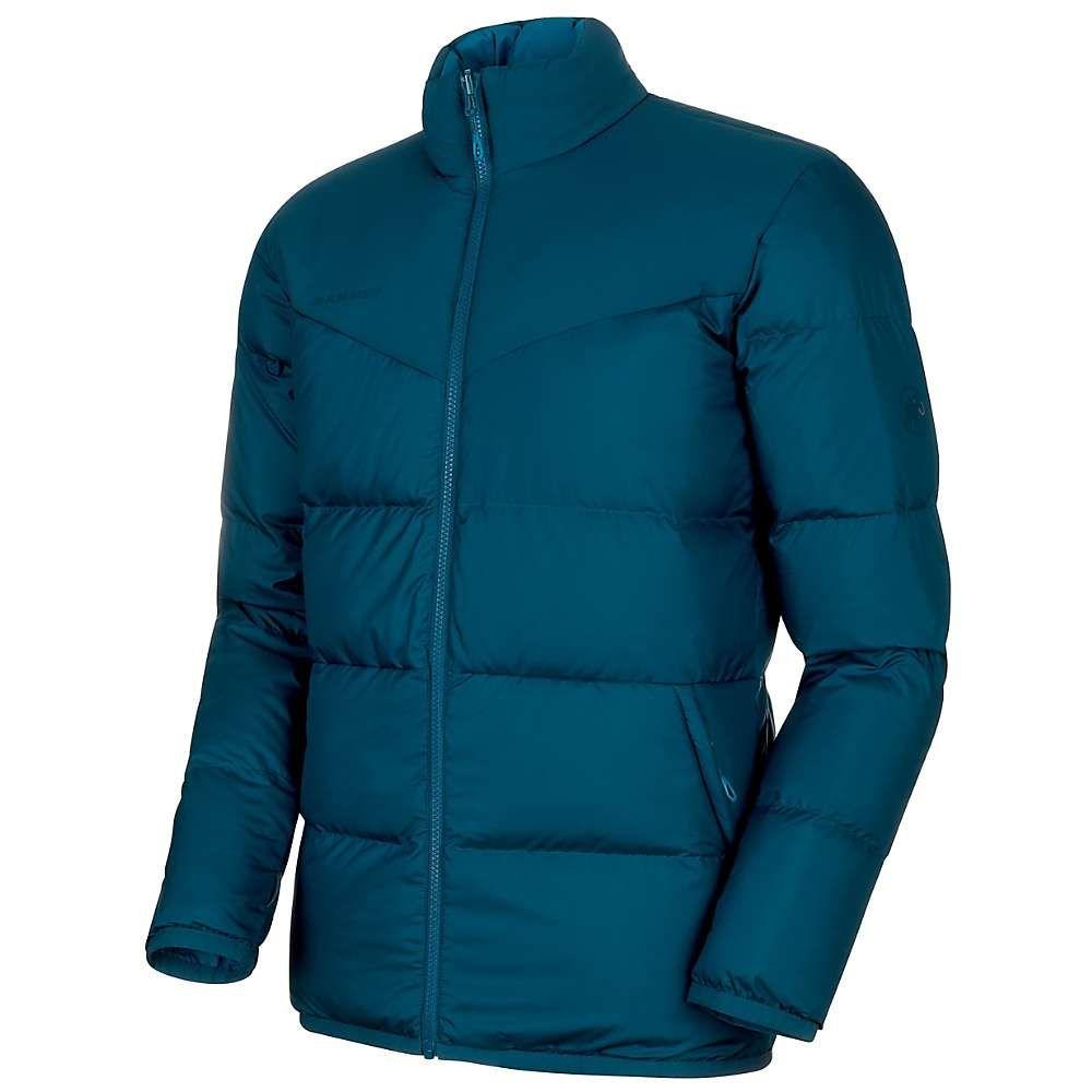 マムート Mammut メンズ ダウン・中綿ジャケット アウター【whitehorn in jacket】Wing Teal/Sapphire