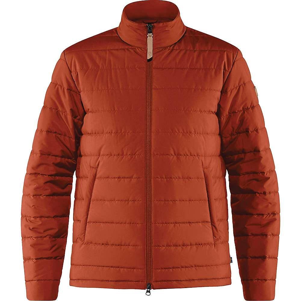 フェールラーベン Fjallraven メンズ ジャケット アウター【kiruna liner jacket】Autumn Leaf