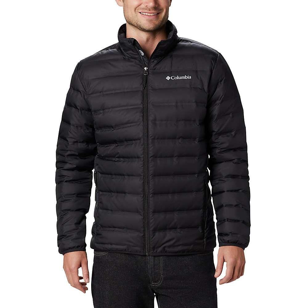コロンビア Columbia メンズ ダウン・中綿ジャケット アウター【lake 22 down jacket】Black