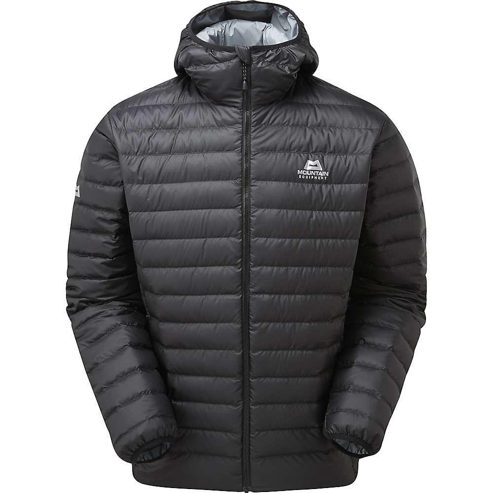 マウンテンイクイップメント Mountain Equipment メンズ ダウン・中綿ジャケット フード アウター【earthrise hooded jacket】Black