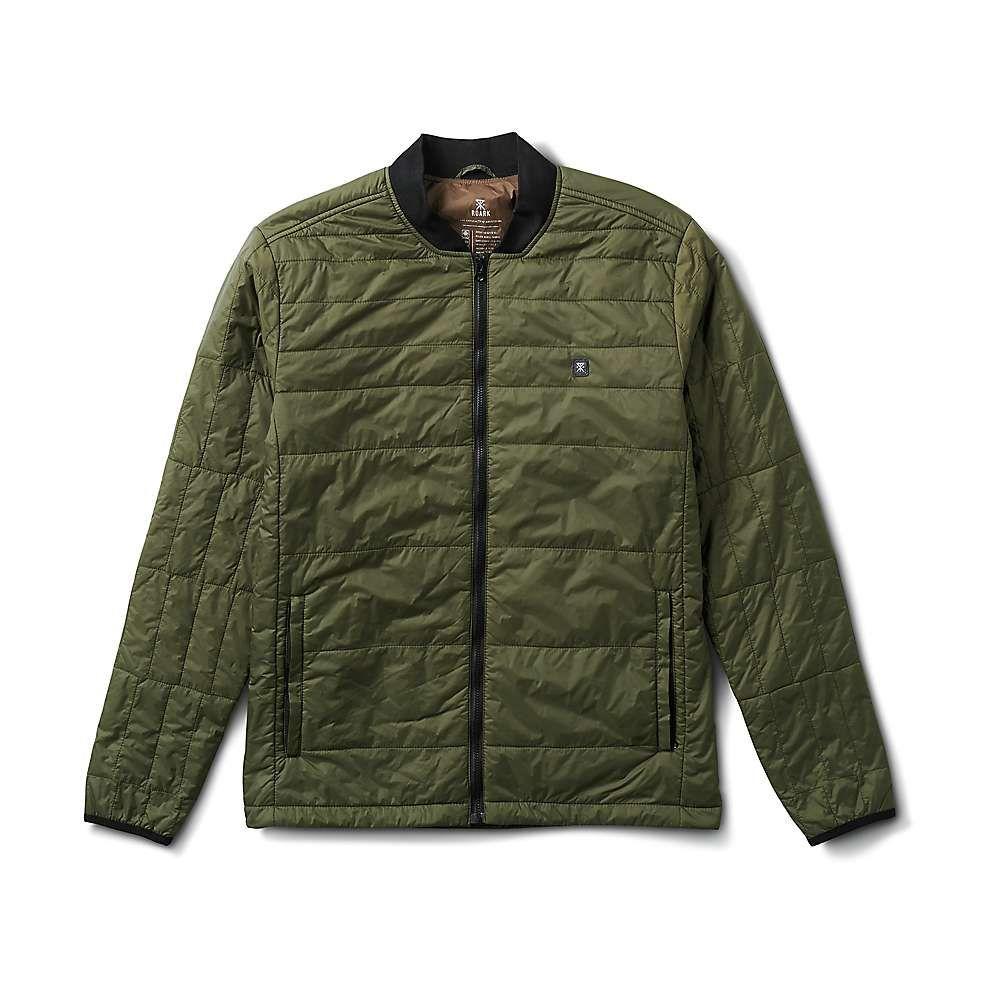 ローアク Roark メンズ ブルゾン ミリタリージャケット アウター【great heights primaloft bomber jacket】Military