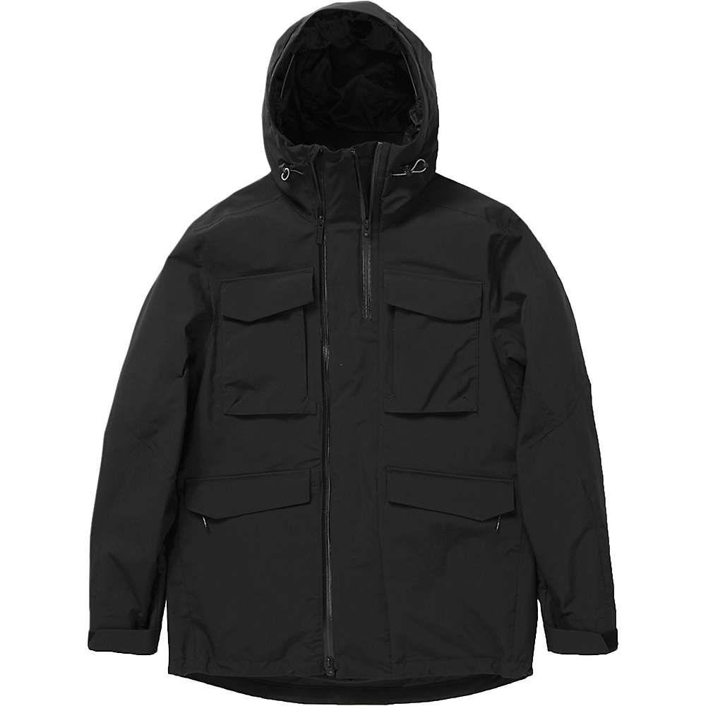 ホールデン Holden メンズ レインコート アウター【sanders jacket】Black