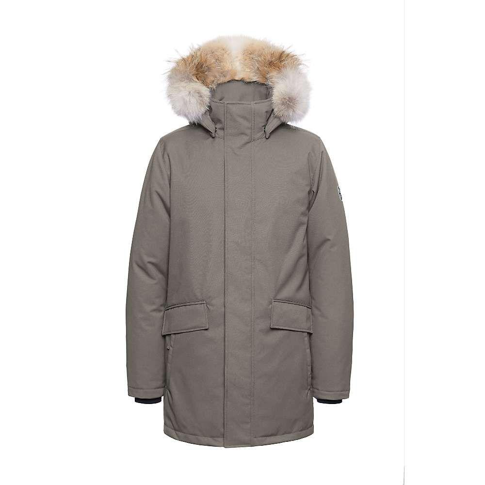 クォーツコー Quartz Co メンズ ダウン・中綿ジャケット アウター【champlain jacket】Rock Ridge