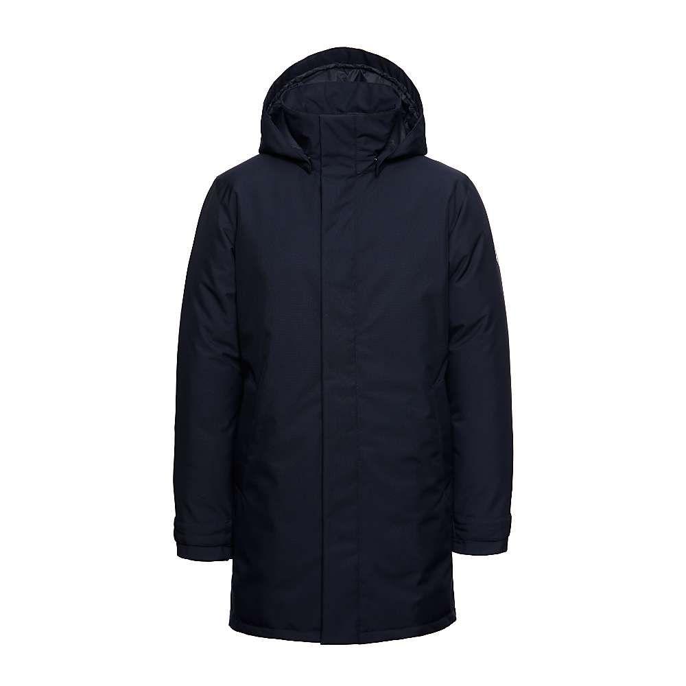 クォーツコー Quartz Co メンズ ダウン・中綿ジャケット アウター【labrador jacket】Navy