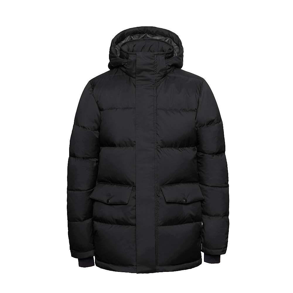 クォーツコー Quartz Co メンズ ダウン・中綿ジャケット アウター【maguire jacket】Black
