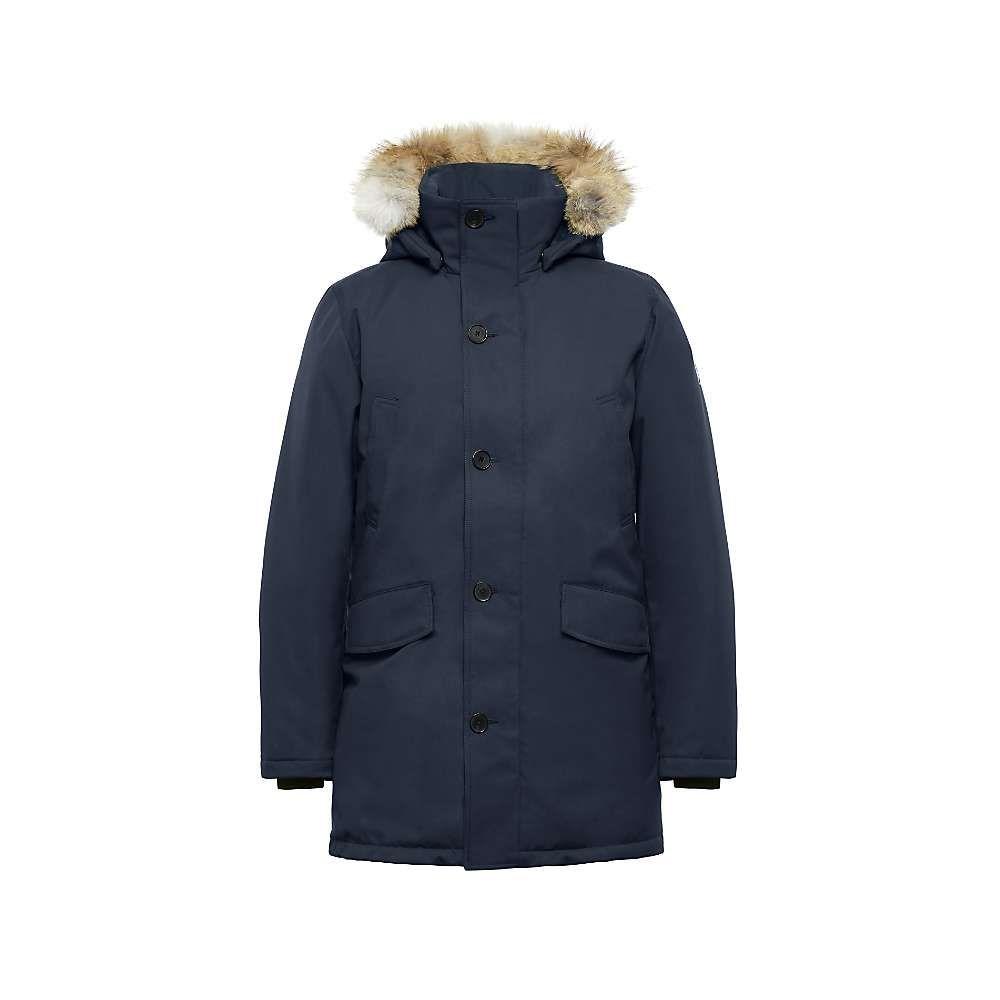 クォーツコー Quartz Co メンズ ダウン・中綿ジャケット アウター【taylor jacket】Navy