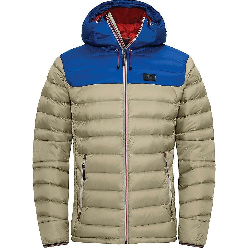 Elevenate メンズ ダウン・中綿ジャケット アウター【agile jacket】Twill