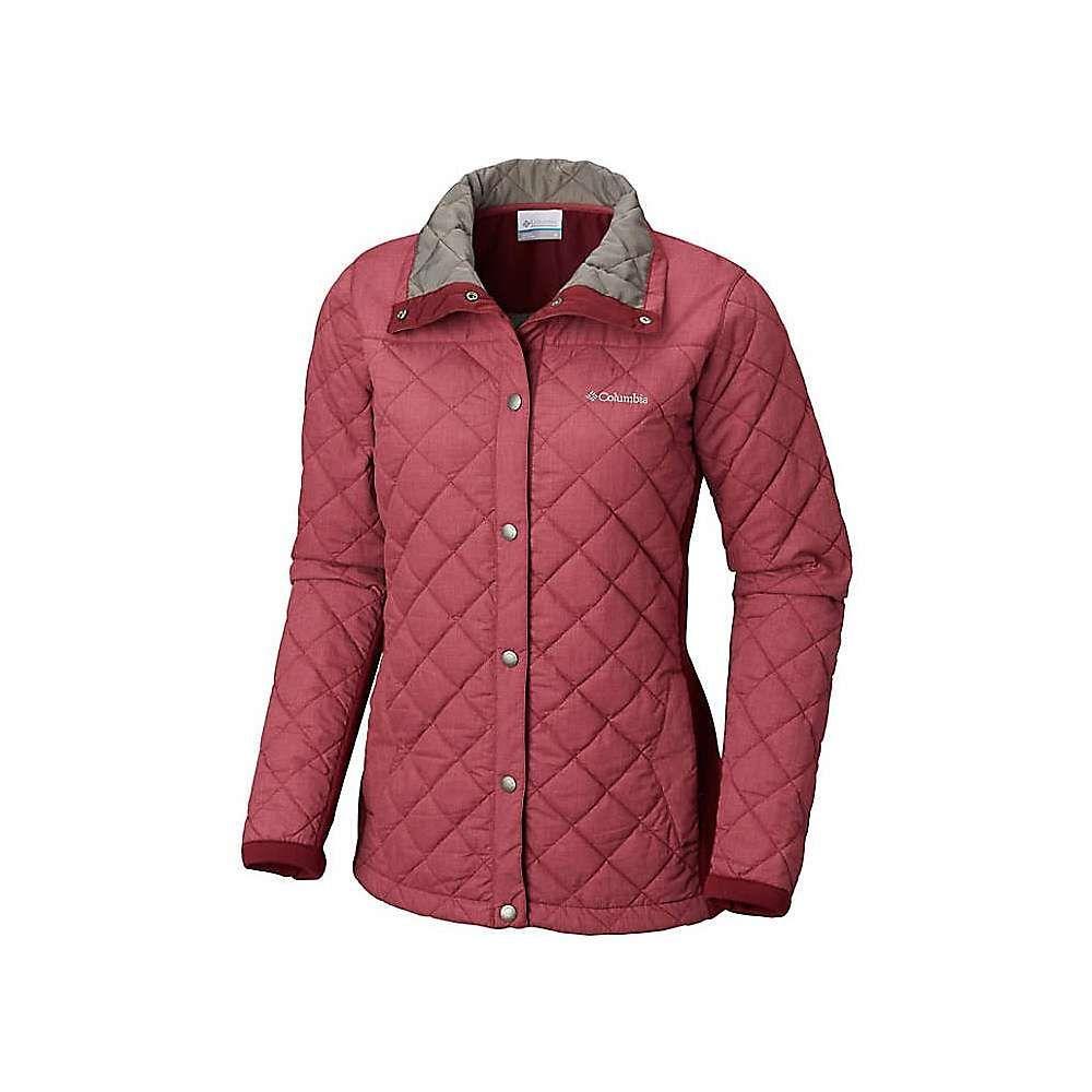 コロンビア Columbia レディース ジャケット アウター【evergreen state jacket】Rich Wine Heather