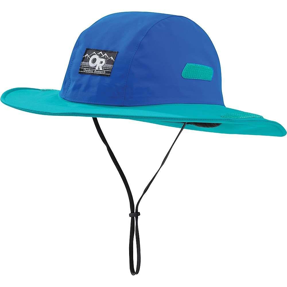 アウトドアリサーチ Outdoor Research ユニセックス ハット ソンブレロ 帽子【retro seattle sombrero】Glacier/Sea