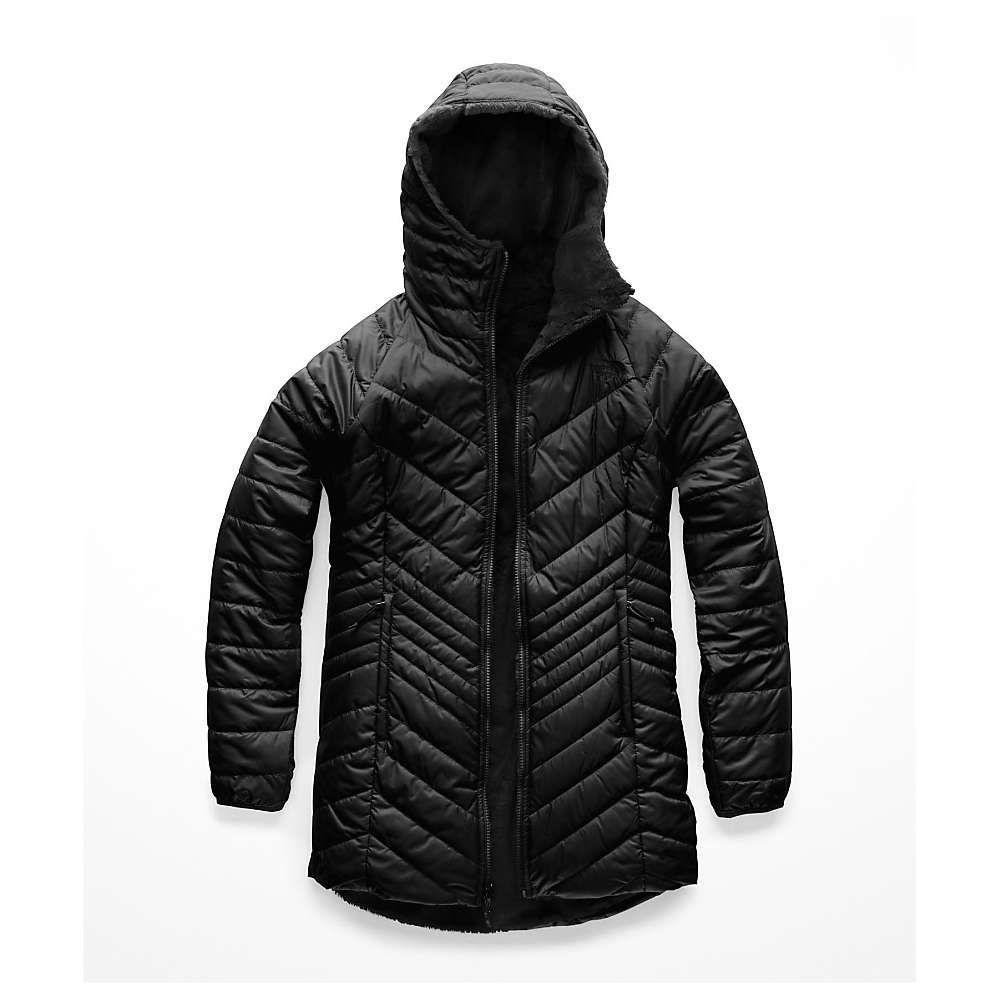 ザ ノースフェイス The North Face レディース コート アウター【mossbud insulated reversible parka】TNF Black