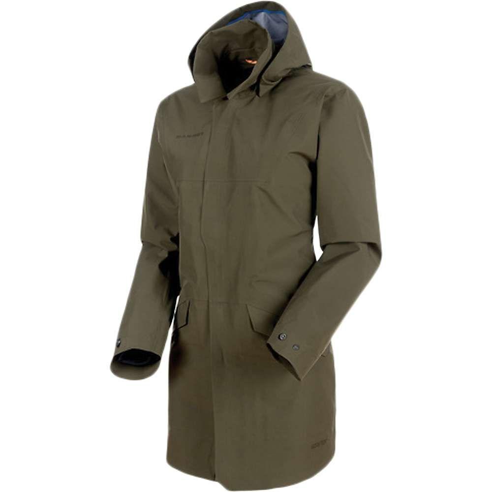 マムート Mammut レディース コート フード アウター【seon 3 in 1 hs hooded coat】Iguana